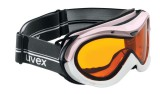 Kinderskibrille uvex hurricane - rose white