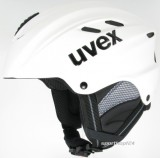 uvex x-ride motion - Skihelm - white soft