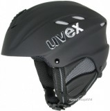 x-ride motion - uvex Skihelm - softchrome black