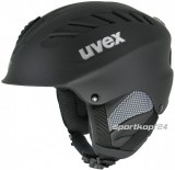 uvex x-ride motion - Skihelm - black metallic mat