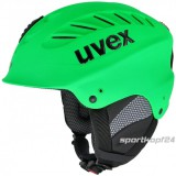 uvex x-ride motion race - Skihelm - neon green