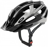 Mountainbike Helm uvex supersonic - white-dark silver-black