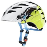Kinderhelm Fahrradhelm uvex junior Mod. 2013 - splash green