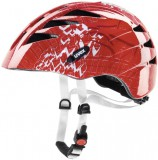 Kinderhelm Fahrradhelm uvex junior Mod. 2013 - square red