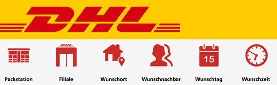 DHL Wunschpaket | sportkopf Helme & Brillen