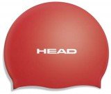HEAD SILICONE Flat Schwimmkappe -  Red