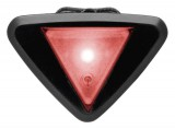 uvex quatro junior Plug-In LED xb 044 Helmrücklicht - rot