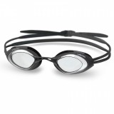 HEAD Stealth LSR Schwimmbrille -  BK CL (Black Clear)