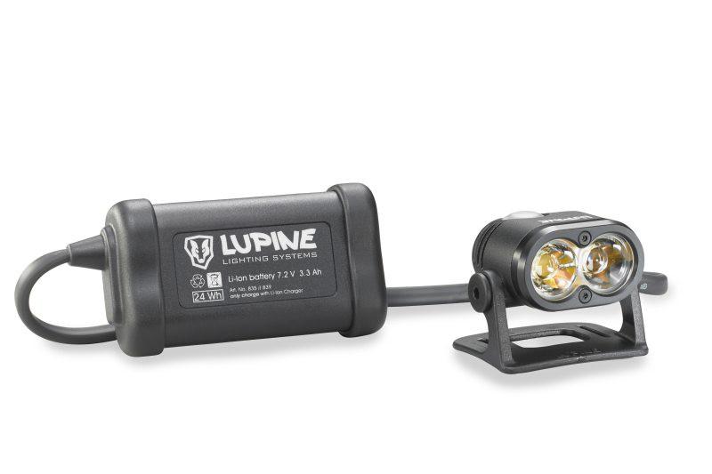 Lupine Piko und Neo 2 Lampen